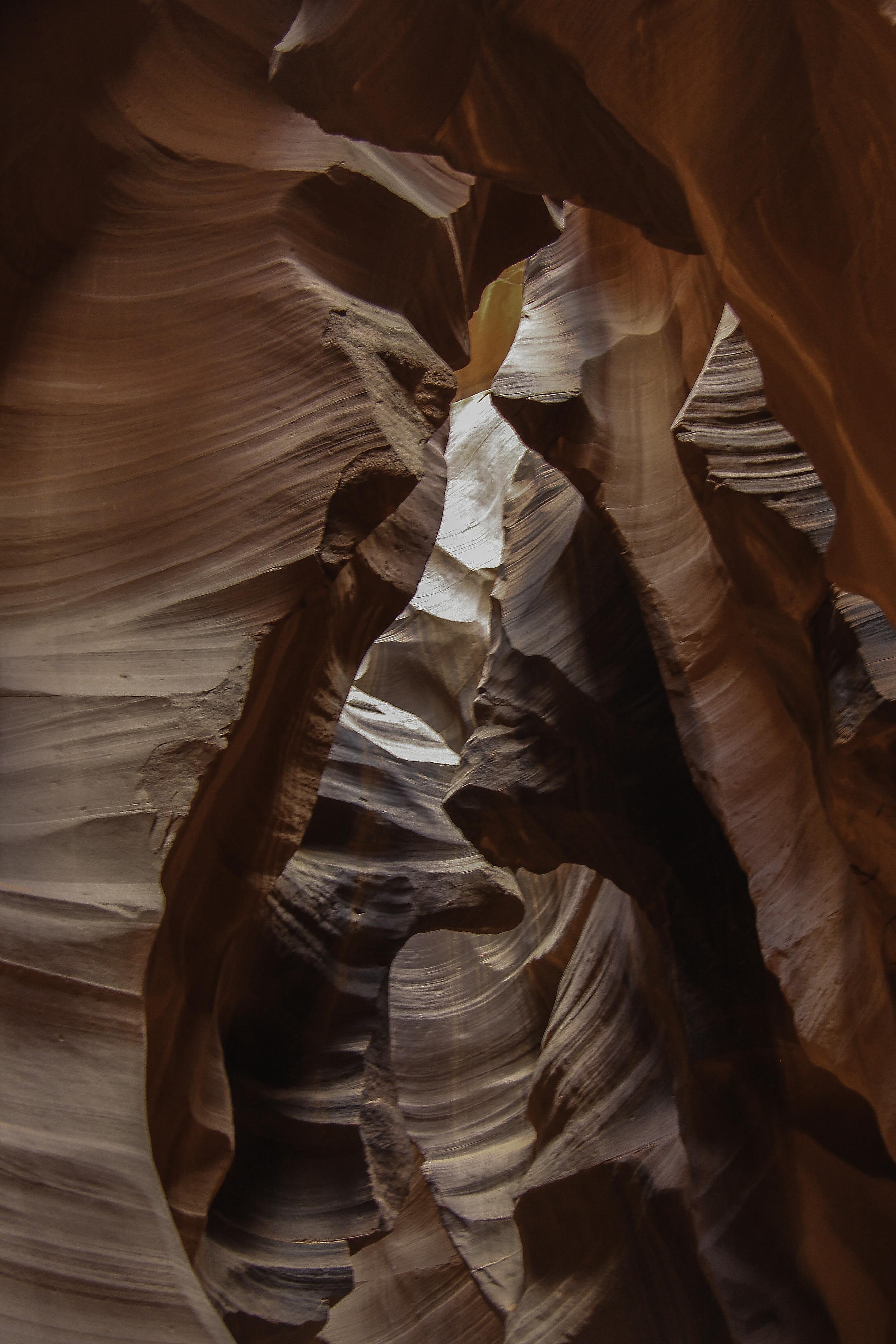 EEUU Antelope Canyon